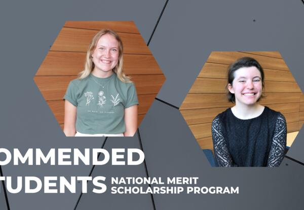 Commended Student in the 2021 National Merit Scholarship Program