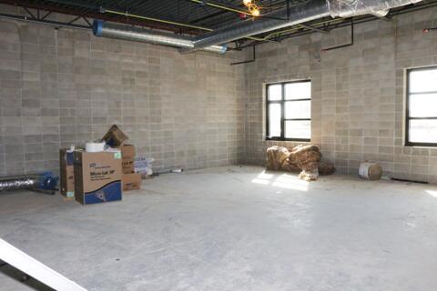Classroom in front hallway