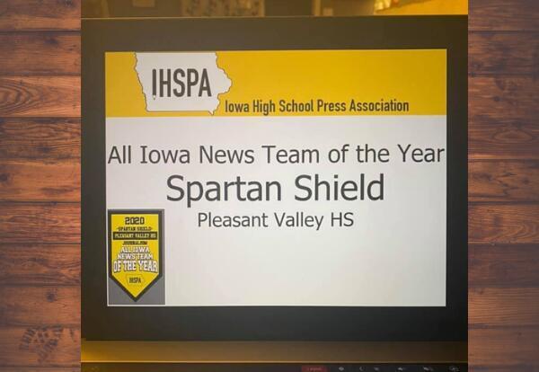 Spartan Journalists Win Big!