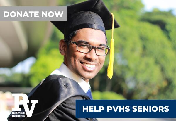 Donate to the Pleasant Valley Educational Foundation Thank-A-Senior Campaign!