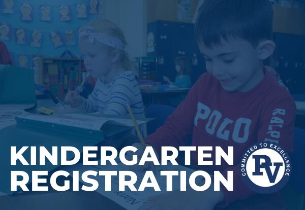 Kindergarten Registration 2021-22