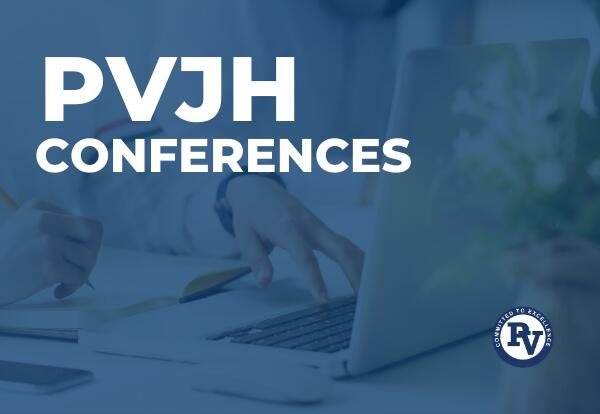 PVJH Conferences