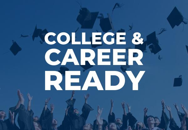 College & Career Ready Graphic