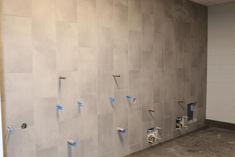 Bathrooms Tiled