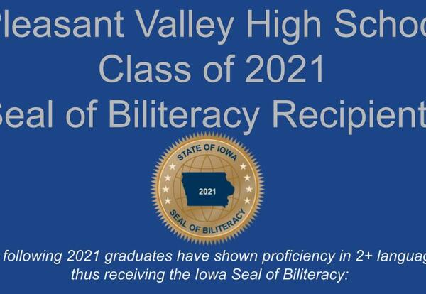 Seal of Biliteracy Graphic