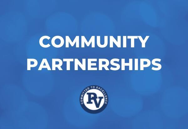Community Partnership Graphics