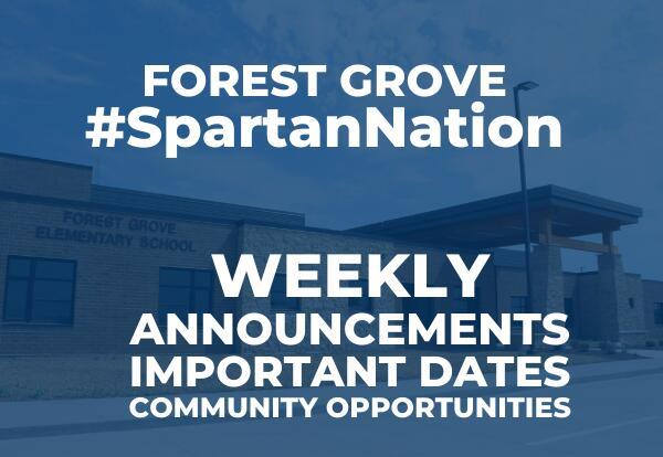 Forest Grove #SpartanNation Graphic