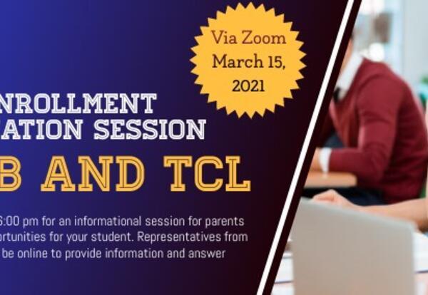 Dual Enrollment Information Night