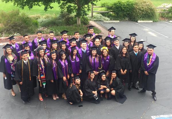 DCP ARHS's Founding Class Graduates