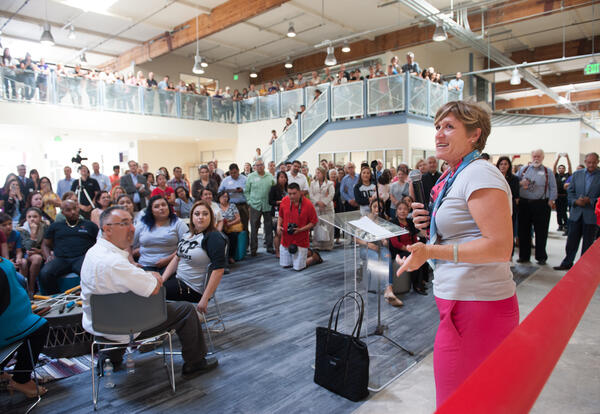 Andaluz Steps Down as Executive Director of Downtown College Prep After 20 Years