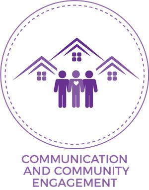 Communication and Community Icon