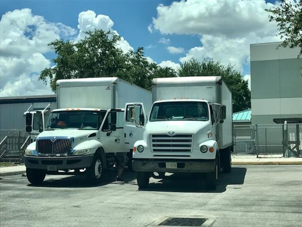 Warehouse trucks