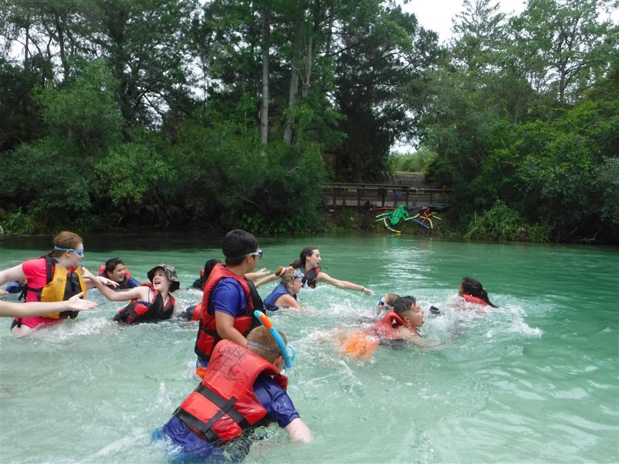Summer Camp Slideshow - Springs Coast Environmental ...