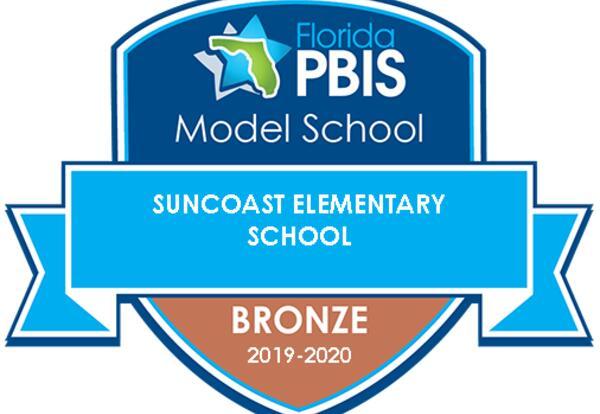 PBIS Bronze award