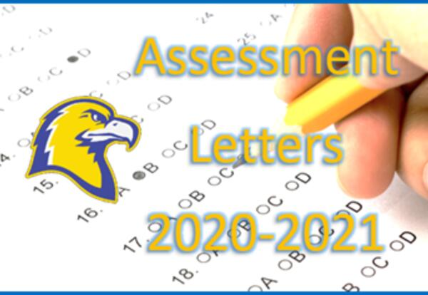 Assessment Letters 2020-2021