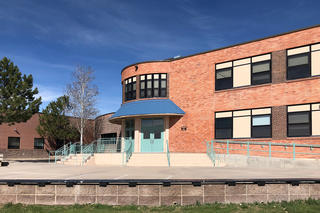 Montezuma-Corez Middle School