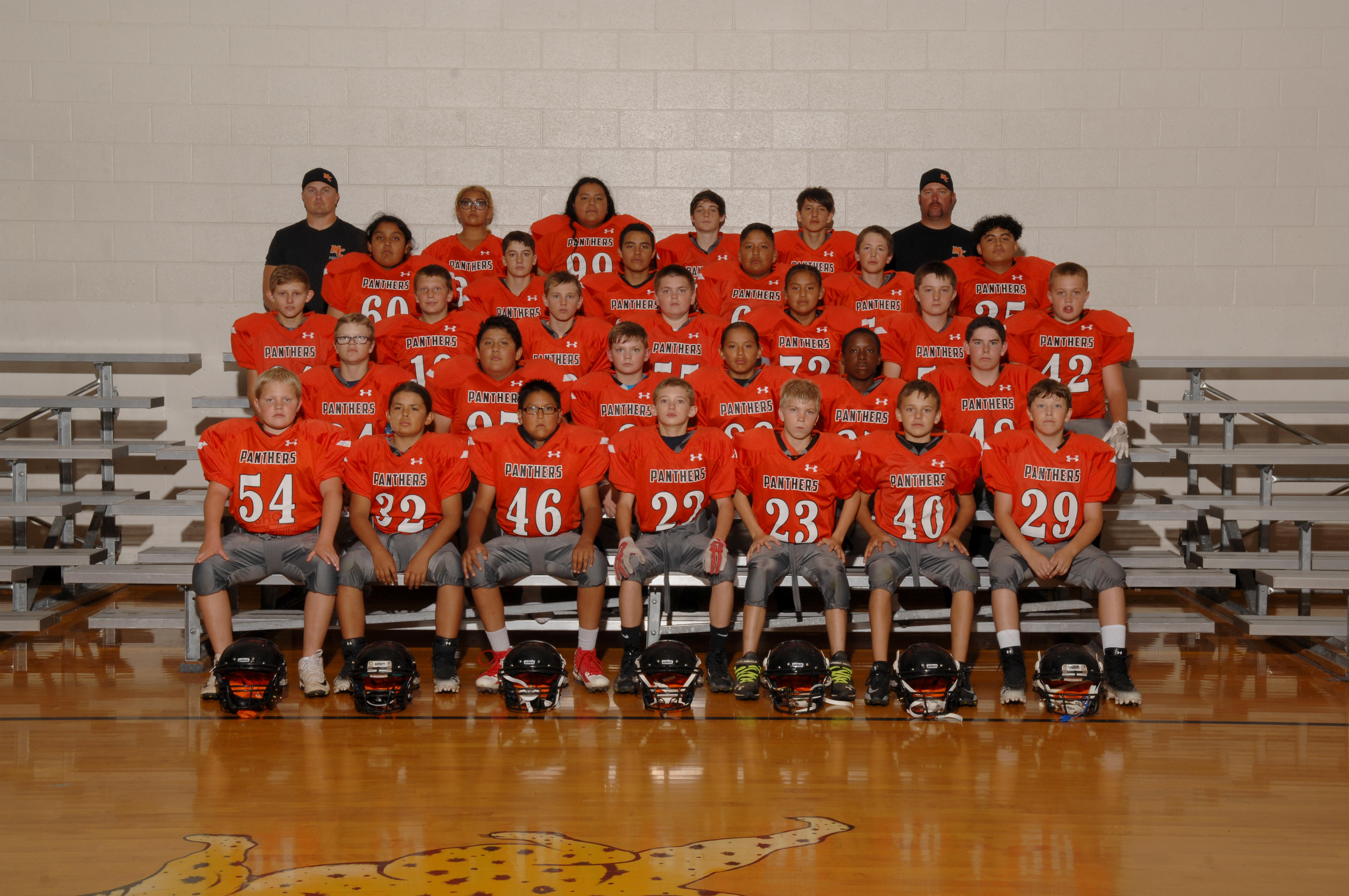 M-CMS 18' Football Team Pic