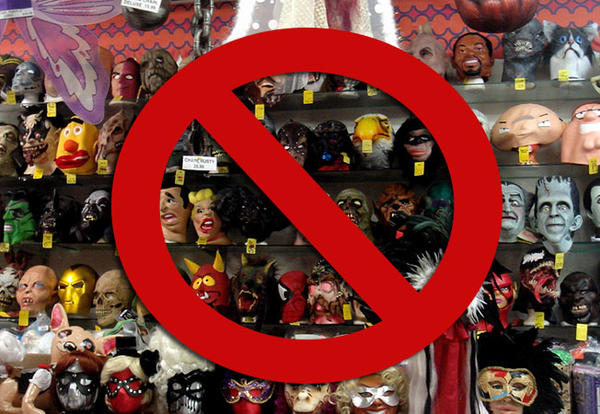 please no halloween costumes article