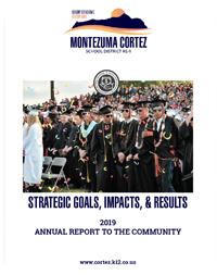 Icon of the MCSD Annual Report