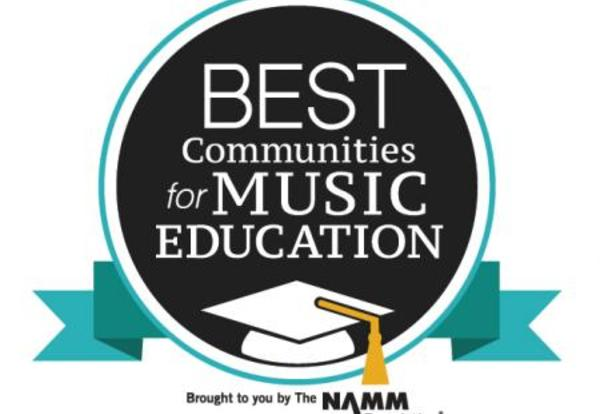 Montezuma-Cortez Middle School Band and Choir Named Top in the Nation article