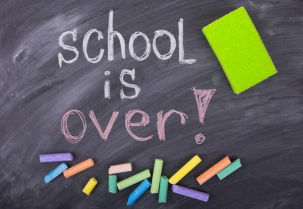 End of the School Year Procedures for MCMS