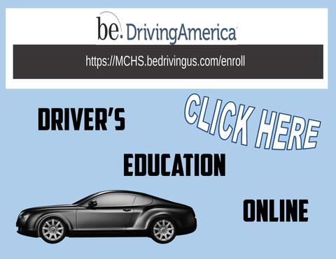 Drivers Education Flyer