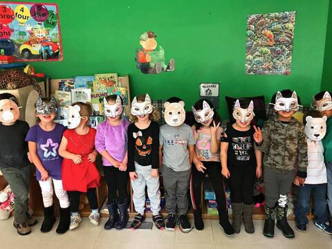 Beech Street Preschool Students Photo 1