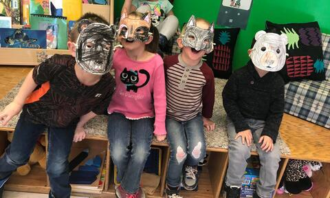 Beech Street Preschool Students Photo 8
