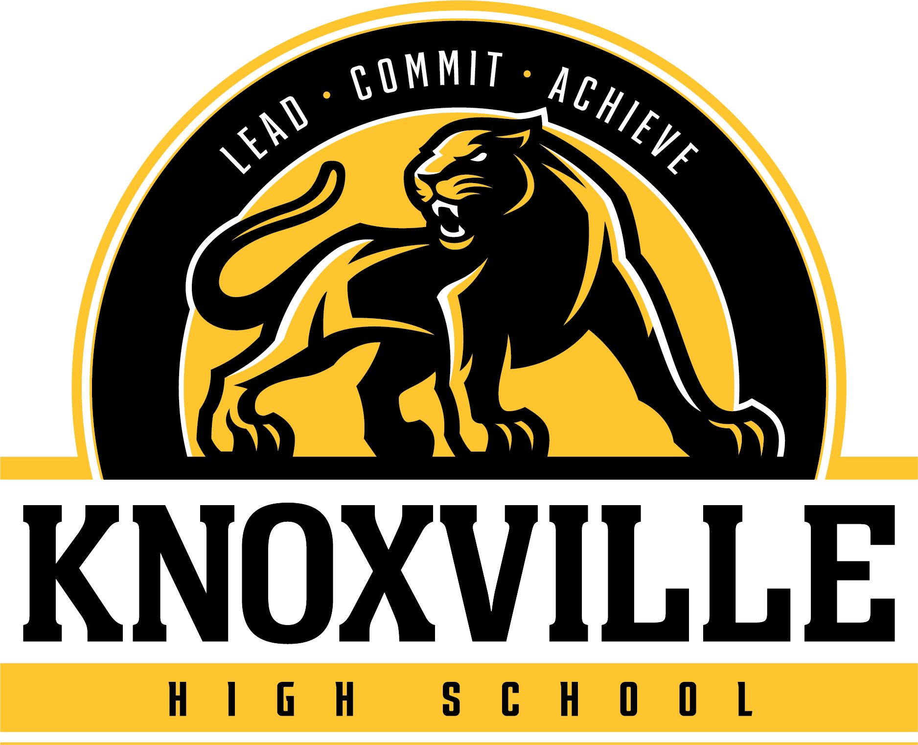 Knoxville HS: Lead-Commit-Achieve