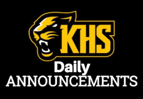 March 3 2021 (KHS)