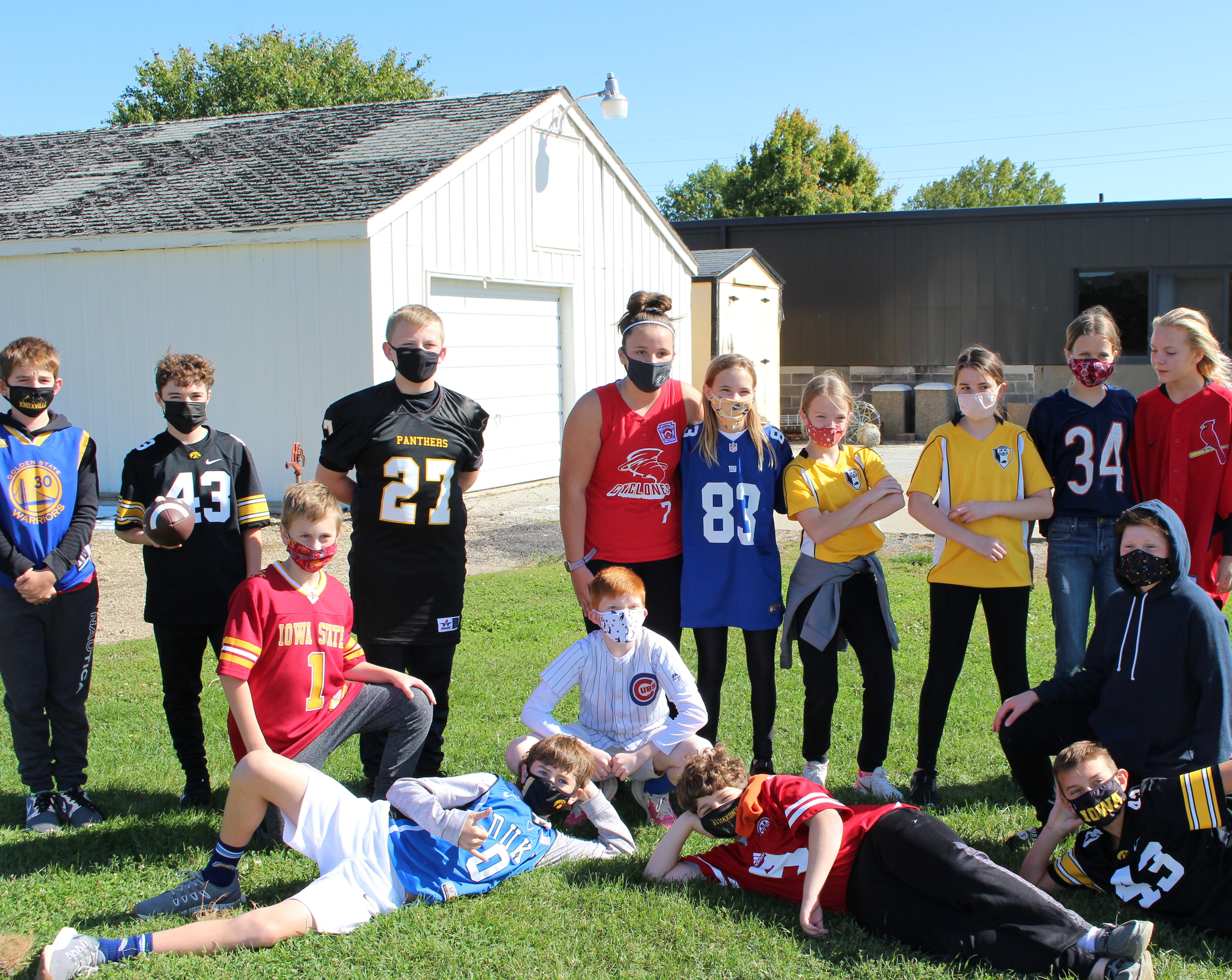 Jersey Day @ KMS