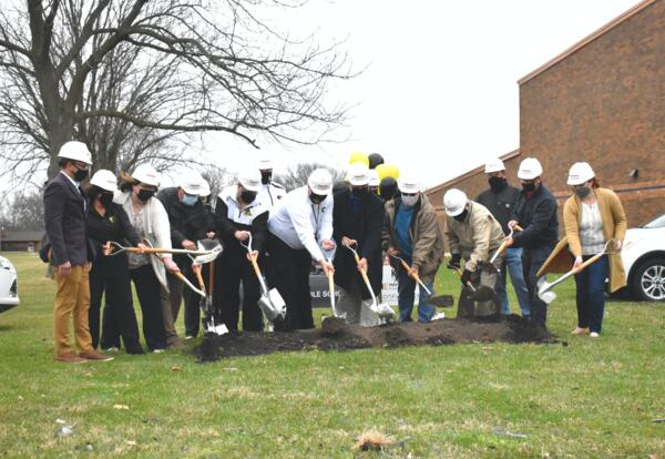 Construction on the New Knoxville Middle School Has Begun