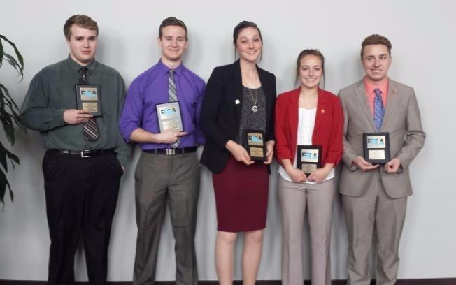 Middle and High School Students -  FBLA Team
