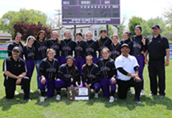 Polson Lady Pirates State Softball