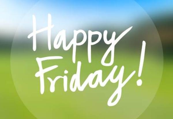 Happy Friday Clip Art