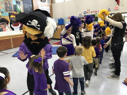 Pirate Assembly
