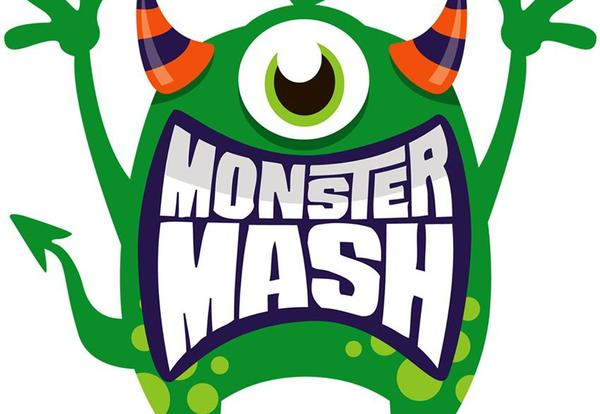 Monster Mash Logo