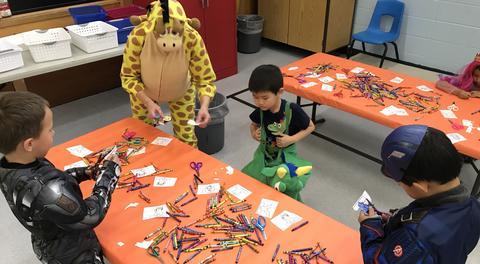 Kids halloween activities - Photo #2