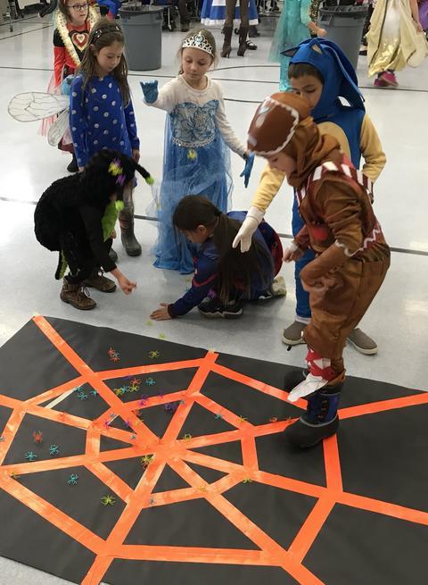 Kids halloween activities - Photo #4
