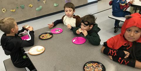Kids halloween activities - Photo #5