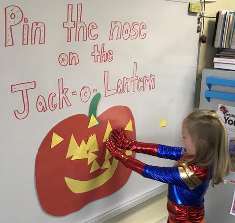 Kids halloween activities - Photo #10