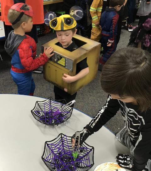 Kids halloween activities - Photo #15