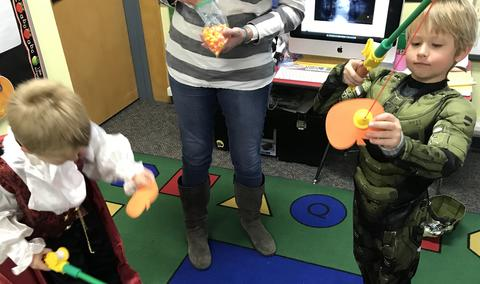 Kids halloween activities - Photo #16