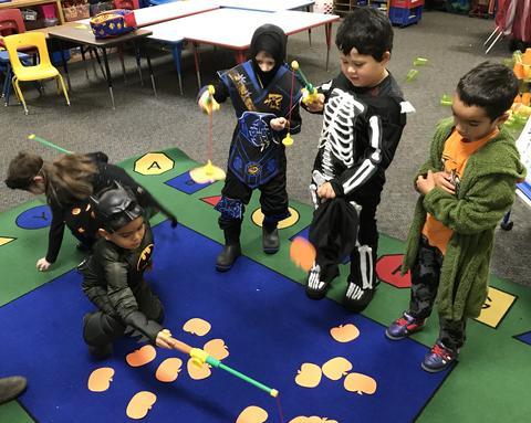 Kids halloween activities - Photo #27