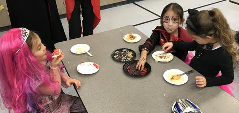 Kids halloween activities - Photo #29