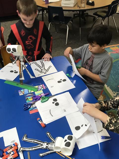 Kids halloween activities - Photo #32