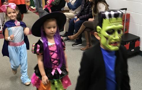 Kids halloween activities - Photo #33