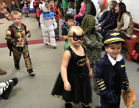 Kids halloween activities - Photo #37