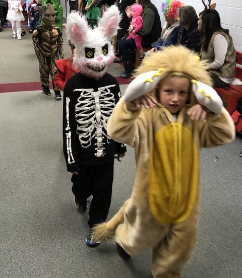 Kids halloween activities - Photo #41