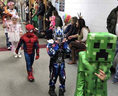 Kids halloween activities - Photo #42